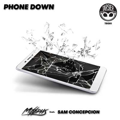 シングル/Phone Down (feat. Sam Concepcion)/Moophs