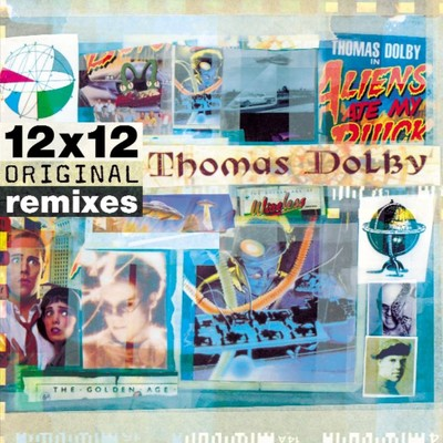 アルバム/12x12 Original Remixes/Thomas Dolby