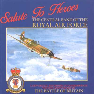 シングル/Aces High (Luftwaffe March)/The Central Band Of The Royal Air Force