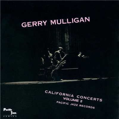 アルバム/California Concerts/Gerry Mulligan