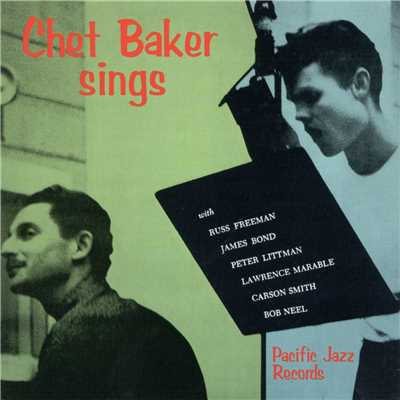 I've Never Been in Love Before (Vocal)/Chet Baker