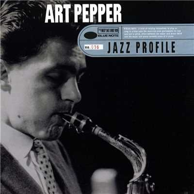 アルバム/Jazz Profile: Art Pepper/Art Pepper