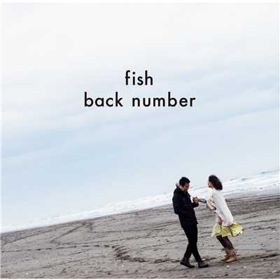 fish/back number