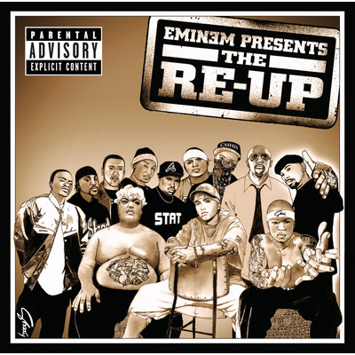 アルバム/Eminem Presents The Re-Up/エミネム