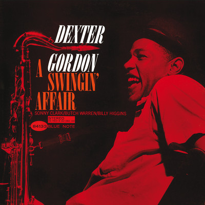 ハイレゾアルバム/A Swingin' Affair (Remastered 2015)/Dexter Gordon