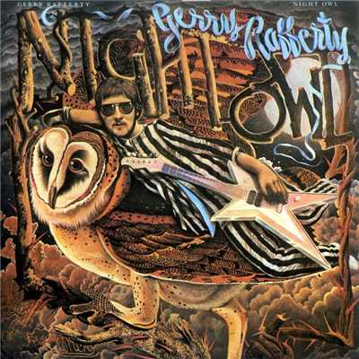 アルバム/Night Owl/Gerry Rafferty