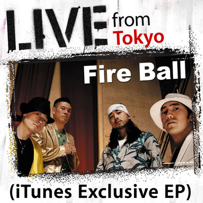 シングル/PLACE IN YOUR HEART (Live From Tokyo Version)/Fire Ball