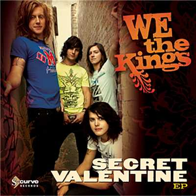 アルバム/Secret Valentine/We The Kings