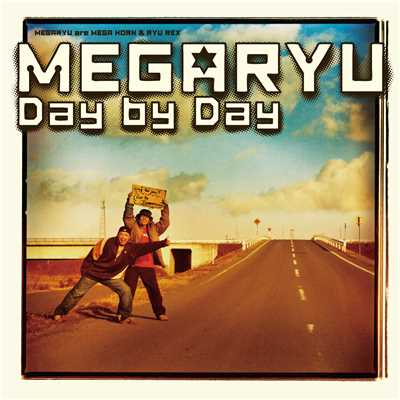 アルバム/Day by Day/MEGARYU