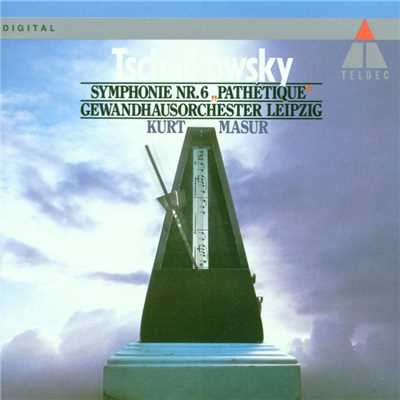 アルバム/Tchaikovsky : Symphony No.6, 'Pathetique'/Kurt Masur