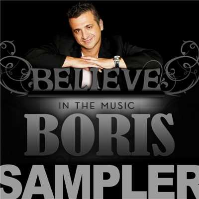 アルバム/Believe In The Music SAMPLER/Boris