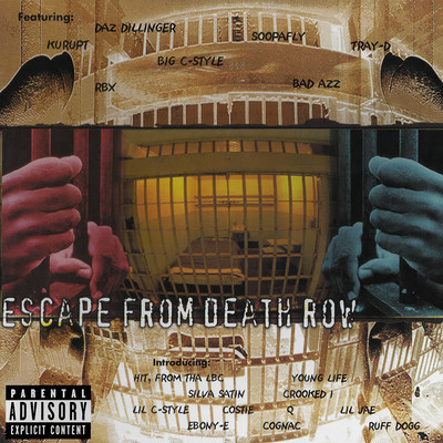 アルバム/Escape from Death Row/Various Artists