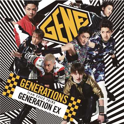 シングル/Hard Knock Days(アニメOP Version)/GENERATIONS from EXILE TRIBE