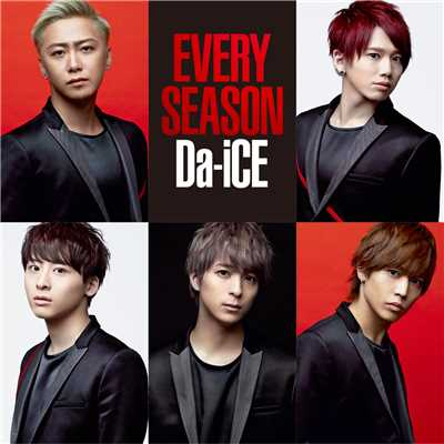 アルバム/EVERY SEASON/Da-iCE