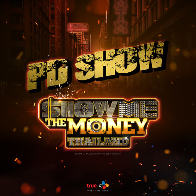 アルバム/Show Me The Money Thailand PD Show/Various Artists