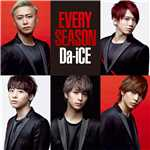 アルバム/EVERY SEASON/Da−iCE