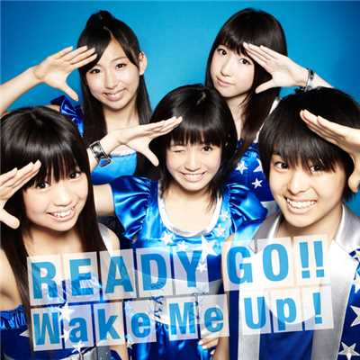 アルバム/READY GO!! / Wake Me Up!/Dream5