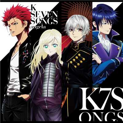 アルバム/K SEVEN SONGS/angela