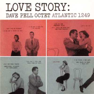 シングル/I've Got A Crush On You/Dave Pell Octet