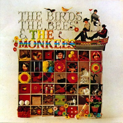 アルバム/The Birds, The Bees, & The Monkees/The Monkees