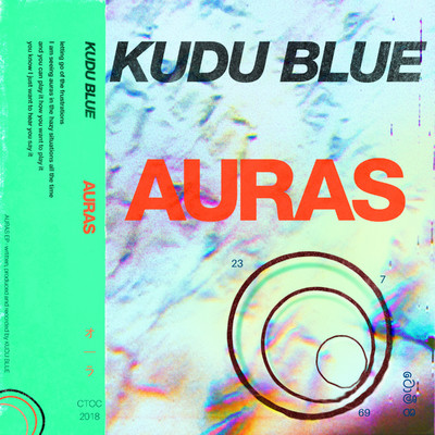 シングル/Auras (Club Mix)/Kudu Blue