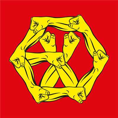 アルバム/THE POWER OF MUSIC ? The 4th Album 'THE WAR' Repackage (Chinese Ver.)/EXO