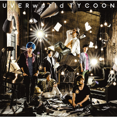 シングル/WE ARE GO (album ver.)/UVERworld