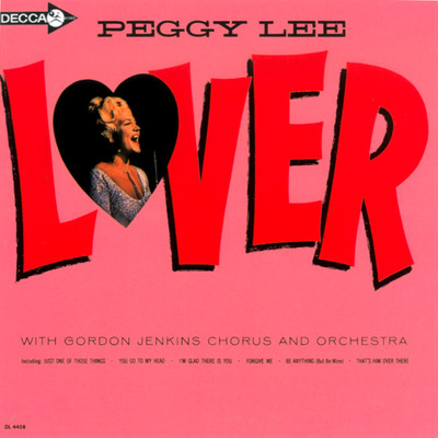 アルバム/Lover/Peggy Lee