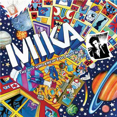 シングル/By The Time/MIKA