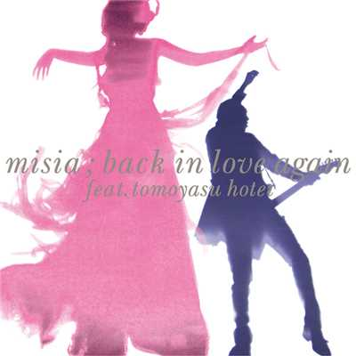 シングル/Back In Love Again (feat.布袋寅泰)/MISIA