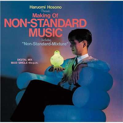 アルバム/MAKING OF NON-STANDARD MUSIC/細野 晴臣