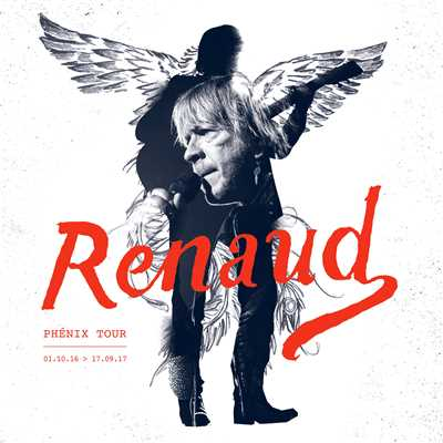 シングル/Germaine (Phenix Tour) [Live]/Renaud