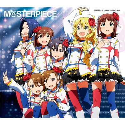 THE IDOLM@STER (MOVIE VERSION) [ORT]/765PRO ALLSTARS