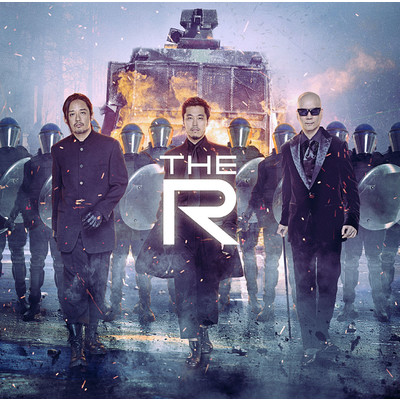 アルバム/The R 〜 The Best of RHYMESTER 2009-2014 〜/RHYMESTER