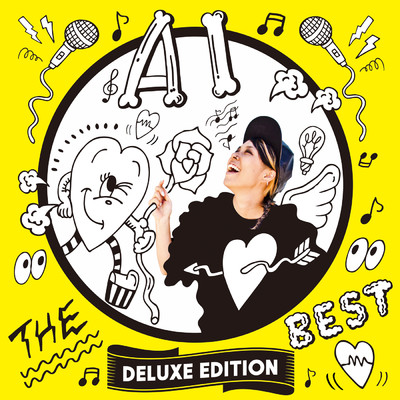 アルバム/THE BEST (DELUXE EDITION)/AI