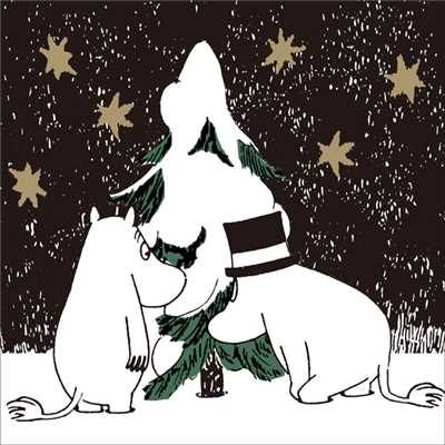 アルバム/-Joy with Moomin-  Christmas meets Jazz/Kazumi Tateishi Trio