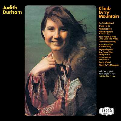 シングル/Music Everywhere/Judith Durham