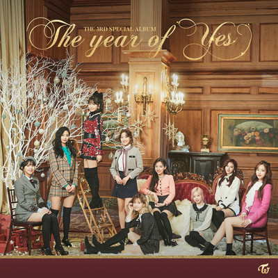 "アルバム/The year of ""YES""/TWICE"