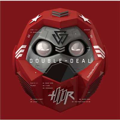 アルバム/DOUBLE-DEAL/T.M.Revolution