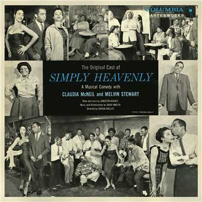 Original Broadway Cast of Simply Heavenly