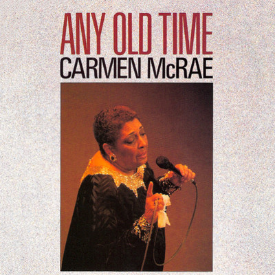 シングル/Mean To Me/Carmen McRae