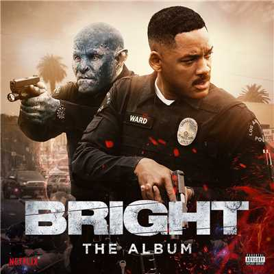 アルバム/Bright: The Album/Various Artists
