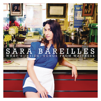 アルバム/What's Inside: Songs from Waitress/Sara Bareilles