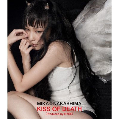 ハイレゾアルバム/KISS OF DEATH(Produced by HYDE)/中島 美嘉
