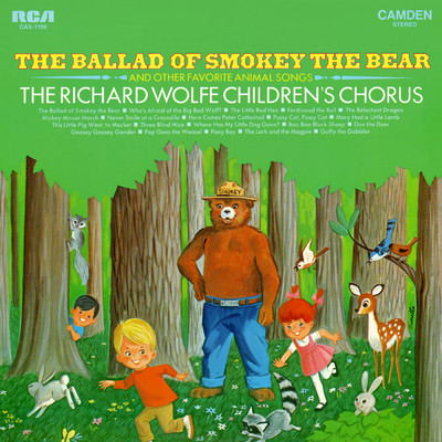 Medley: Pony Boy / Pop Goes the Weasel / Three Blind Mice / The Lark and the Magpie/The Richard Wolfe Children's Chorus