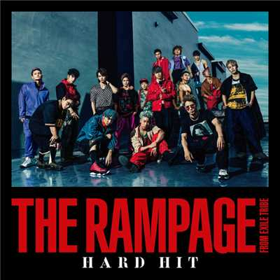 ハイレゾアルバム/HARD HIT/THE RAMPAGE from EXILE TRIBE