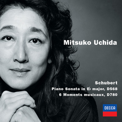 ハイレゾアルバム/Schubert: Piano Sonata in E Flat Major; 6 Moments Musicaux/Mitsuko Uchida