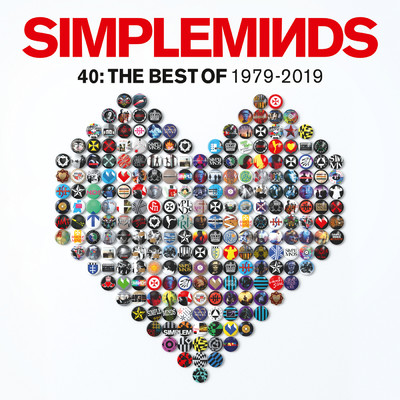 Forty: The Best Of Simple Minds 1979-2019/シンプル・マインズ