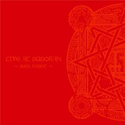 アルバム/LIVE AT BUDOKAN -RED NIGHT-/BABYMETAL