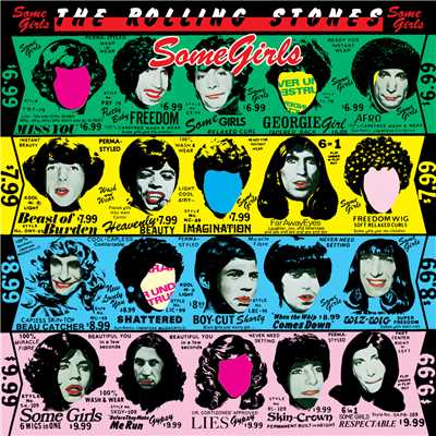 アルバム/Some Girls/The Rolling Stones